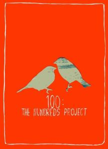 100 - The Hundreds Project cover