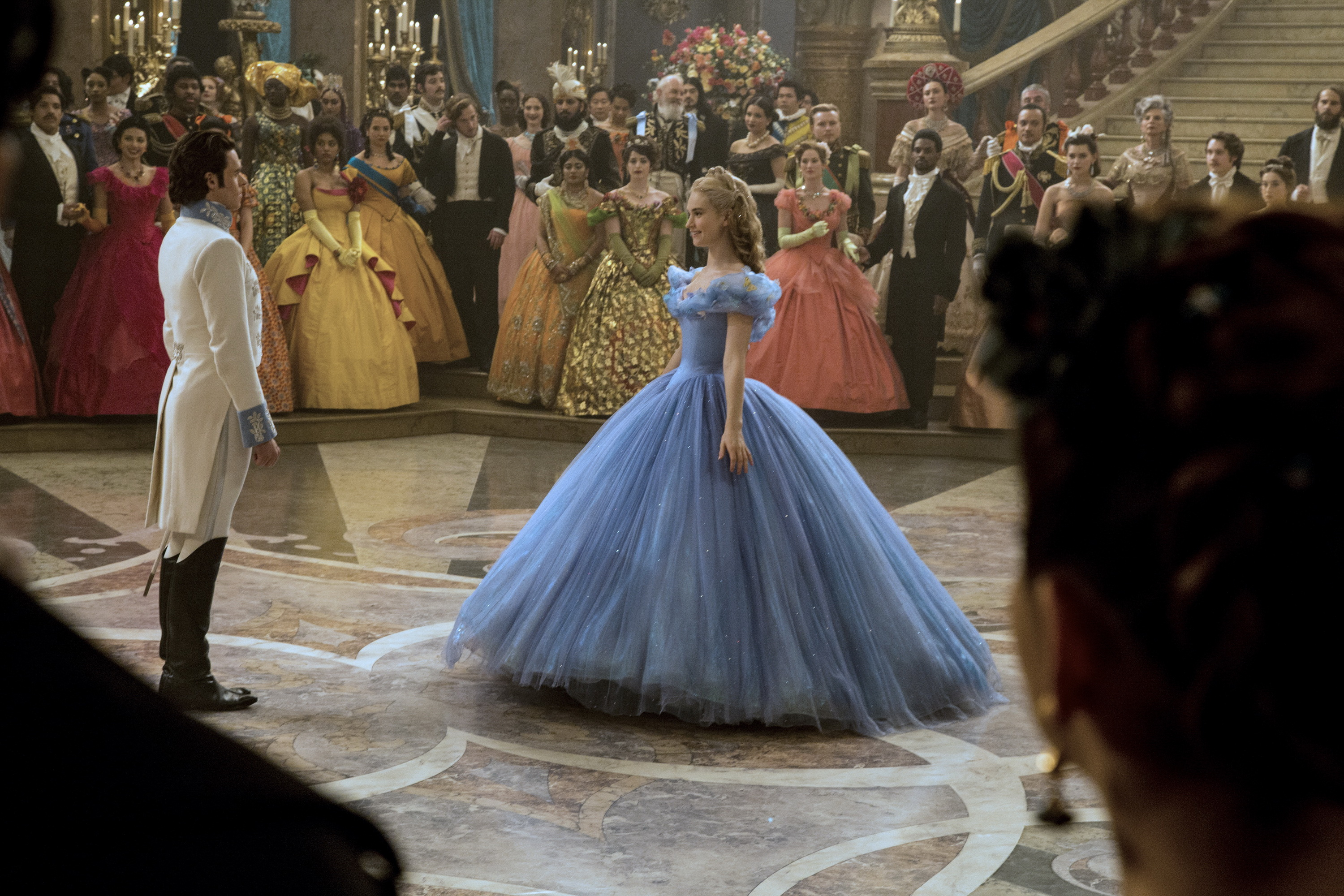 a character analysis of the movie cinderella Short story analysis cinderella by:  characterization cinderella's character is a beautiful girl with kindness, politeness, gentleness,.